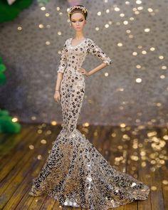 Gorgeous Dolls - Integrity Toys, Barbie и др.