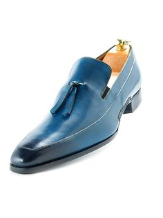 Tasseled Loafer by DeGier