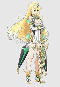 Female Character Design, Character Art, Fantasy Characters, Female Characters, Xeno Series, Xenoblade Chronicles 2, A Hat In Time, Manga Games, Costumes