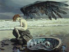 Women in Painting by Joanna Sierko Polish Artist ~ Blog of an Art Admirer