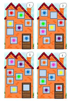 3 D, Education, Holiday Decor, Creative, Montessori, Maths, Albums, Kids Education, Index Cards
