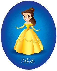 Belle | Belle - Princess character concept. | Jerrod Maruyama | Flickr
