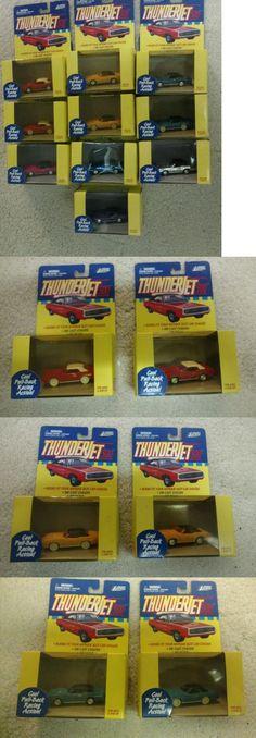 Vintage Manufacture 180534: Johnny Lightning Thunderjet 500 Gto White Lightning -> BUY IT NOW ONLY: $50 on eBay!
