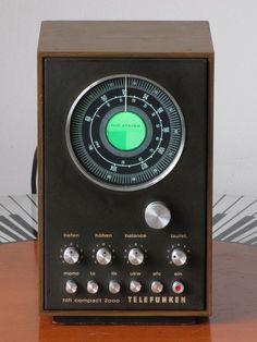Telefunken Hifi Compact 2000