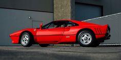 Niki Lauda's Ferrari 288 GTO — Petrolicious