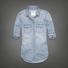 Iris Denim Shirt