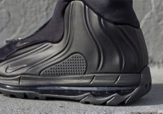wholesale dealer 6415d 0b364 Nike ACG i 95 Posite Boot Black Max Black, Nike Acg, Foam Posites,