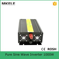 MKP1000-241B small size pure sine wave 1kw inverter solar power inverter dc 24v to ac 110vac with low price #Affiliate