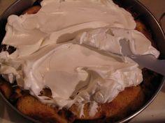 Žemľovka z vianočky s pudingom (fotorecept) - obrázok 15 Pie, Desserts, Food, Torte, Tailgate Desserts, Cake, Deserts, Fruit Pie, Eten