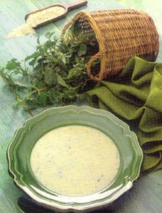 Nettle pudding has been declared Britain's oldest recipe, dating from 6,000BC. When you think of old-fashioned English cooking, it probably conjures up images of roast beef or steak and kidney pie. But nettle pudding makes those dishes look like young pretenders. The creation from 6,000BC was yesterday declared Britain's oldest recipe. It was a staple of Stone Age man, who made it by mixing nettles and other leaves such as dandelion and sorrel, with barley flour, salt and water.