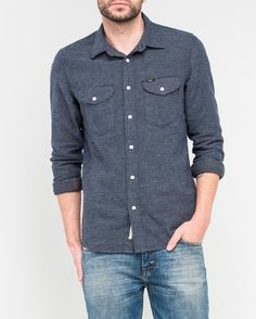 One if he best pieces we've ever had in from @leejeans_uk - the Worker Shirt (64.95) #eightyeightstore