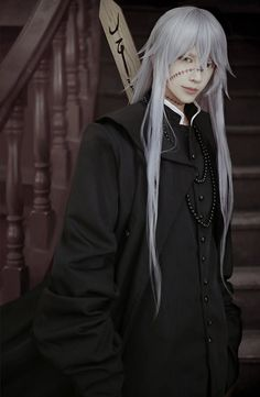 Cosplay collection of various anime characters. Anime Cosplay, Epic Cosplay, Male Cosplay, Cosplay Makeup, Amazing Cosplay, Cosplay Outfits, Inuyasha Cosplay, Vocaloid Cosplay, Black Butler Cosplay