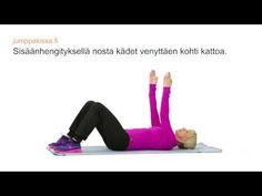 Palleahengitys lievittää selkäkipua - YouTube Health, Youtube, Health Care, Salud, Youtubers, Youtube Movies