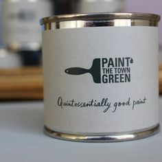 UK | Non-harmful & Baby Friendly Paints | Paint The Town Green$$$