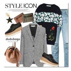 Dudubags.com by mada-malureanu on Polyvore featuring STELLA McCARTNEY, rag & bone/JEAN and dudubags