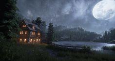 3ds max, maya, gamedev, indiedev, level design, environmental design, UE4, Unreal Engine 4,