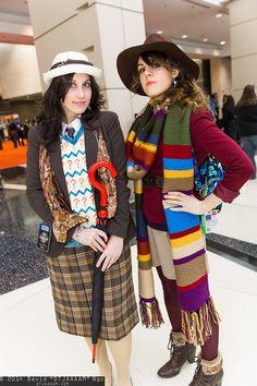 Doctor Whos #C2E2 #2014