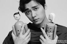 Li Yi Feng | 李易峰 | Lý Dịch Phong | Li He | 李贺 | D.O.B 4/5/1987 (Taurus)
