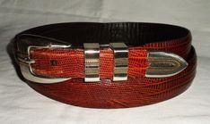 565bce3ffee TULLIANI  30743 BROWN SNAKESKIN EMBOSSED ITALIAN CALFSKIN MENS BELT SZ 46   fashion  clothing  shoes  accessories  mensaccessories  belts (ebay link)