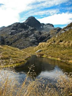 Another New Zealand Great Walk on the Routeburn Track, South Island, New Zealand