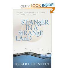 Stranger in a Strange Land: Amazon.co.uk: Robert A. Heinlein: Books