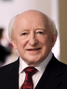 Michael Daniel Higgins is the ninth and current President of Ireland, in office since 11 November 2011. Higgins is a politician, poet, sociologist, author and broadcaster.