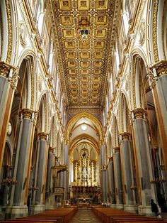 Chiesa di San Domenico Maggiore ~ Naples, Italy