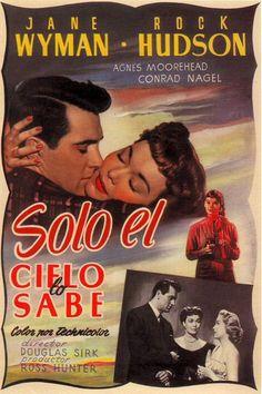 Sólo el cielo lo sabe [Vídeo] = All that heaven allows / dirigida por Douglas Sirk. - Madrid : Suevia Film, 2007