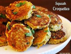 Squash Croquettes | Squash Recipes For Homesteaders | Must-Try Dishes This Season | Don't fall out of love with this humble veggie, but try any of these tasty and healthy squash recipes and renew your love for squash! | https://homesteading.com/homesteaders-guide-squash-recipes/