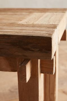 wide plank coffee table | wide plank