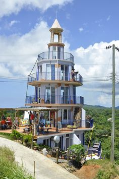 Roatan Honduras  wonder how this place would survive a hurricane?