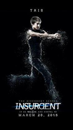 Tris Insurgent poster YAAAAAAAAHHHHH!!!!!!!  CAN'T WAIT !!!!!!!!!! SOOO EXCITED!!!!!!