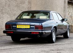 Jaguar XJ6 4.0 Sovereign My first love.