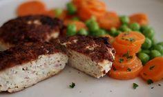 Annepopanne kocht!: Puten-Käse-Schinken-Frikadellen