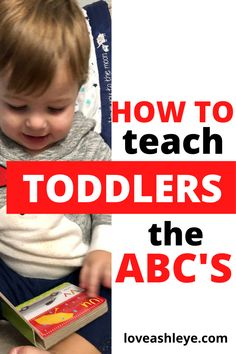 Discover what age children begin to learn to recognize letters, and how I taught my son to know them all by age 2! No fancy Pinterest activities, or extra time load-just fun, easy, everyday activities that will get toddlers & preschoolers learning letter names before your very eyes! #toddlers #preschoolers #funwaystoteachABCs Toddler Age, Toddler Preschool, Toddler Activities, Learning Letters, Kids Learning, Baby Development Milestones, Alphabet For Toddlers, Toddler Art Projects, Everyday Activities