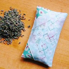 Natural Lavender Sachet Lavender Sachet by MadAboutHankies on Etsy, £6.25