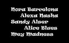 """NUESTRO VIDEO REGALO DE REYES !! """"Orgía lésbica en #Zorrilandia"""" 18 minutos TOTALMENTE GRATIS EN MI WEB http://www.norabarcelona.com/index.php/orgia-de-lesbianas-zorrilandia-regalo-reyes/ Con Nora Barcelona Sandy Alser Alexa Nasha Alice Blues, Mey Madness y la colaboración de Xuki NaZo (Xuki Baxxline) Dirigida por RatPenat"""