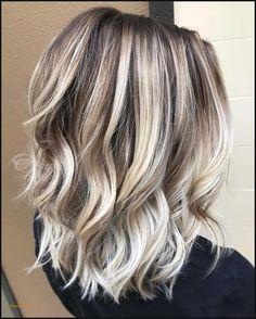 Frisuren Ombre 2018 Awesome 10 ash Blonde Frisuren Für Alle Hauttöne ... | Einfache Frisuren