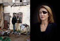 """By the time Marie Colvin got herself smuggled into Syria last winter, to report on the slaughter for the London Sunday Times, she was a legend, for her style (the eye patch, the La Perla bra under the flak jacket) as well as her courageous dispatches championing the innocent victims of war. It would be her last story."""