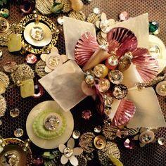Let's make this week as colorful!! Have a great One pple!!  #lenour #handmade #embroidery #art #swarovski #cryatals #sequin #beads #flower #needle #ilovemyjob #lebanese #fashion #designer #beirut #love #glam #luxury #oneofakind #passion #uae #ksa #qatar #bahrain #kuwait #paris #london #milan
