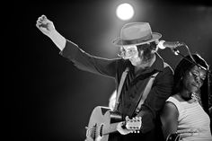 Jack White – August 8th – Red Rocks Amphitheatre