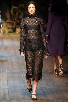 Fall 2014 Ready-to-Wear - Dolce & Gabbana