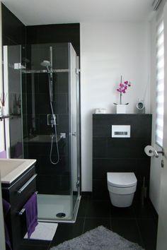 Mini Bad, Coastal Colors, Contemporary Bathrooms, Bauhaus, House Plans, Sweet Home, Shower, Interior, Oreo Torte
