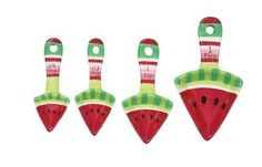watermelon measuring spoon set