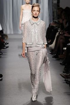 Paris Haute Couture: Chanel, Spring/Summer 2011 by Karl Lagerfeld  - IIt's official, I hate my clothes....lol