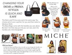 Valentine's Day is around the corner. Get something you honey can really use    www.vickilapinta.miche.com