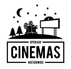 33 Best Logo Images Outdoor Cinema Logos Theatre Logo