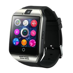 Neueste Android Uhr Q18 Passometer smart uhr 350 MHZ MTK 6260A mit Touchscreen kamera TF karte Bluetooth smartwatch Telefon //Price: $US $18.77 & FREE Shipping //     #smartwatches