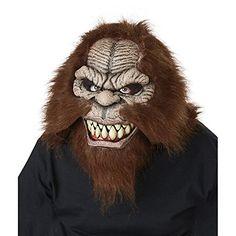 Evil Unicorn Ani-Motion Adult Mask