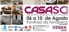 Convite: CasaSC Decor